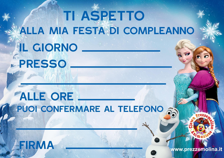 Popolare Biglietti invito www.prezzemolina.it UK98