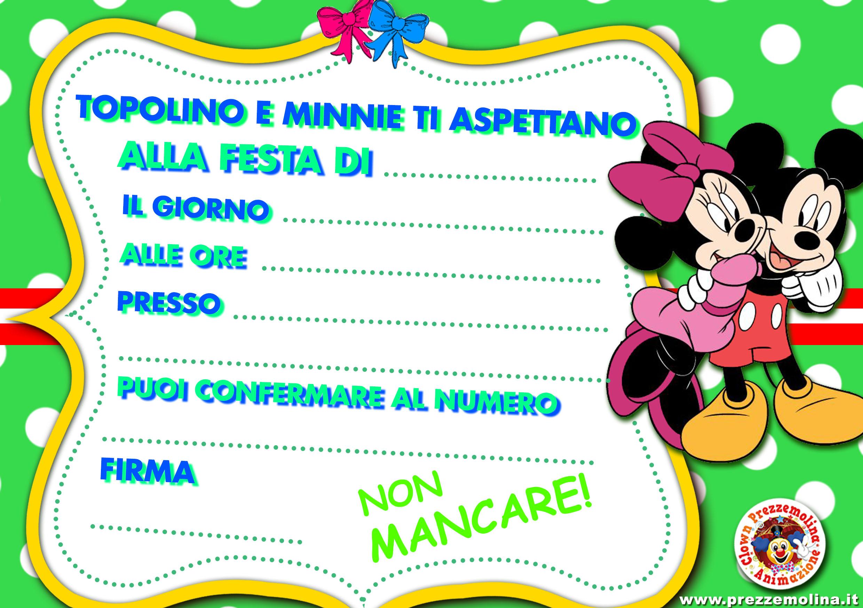 Popolare Biglietti invito www.prezzemolina.it GU09